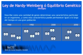 Ley Hardy-Weinberg