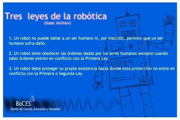 Leyes Robotica